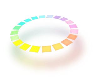 visual designイメージ